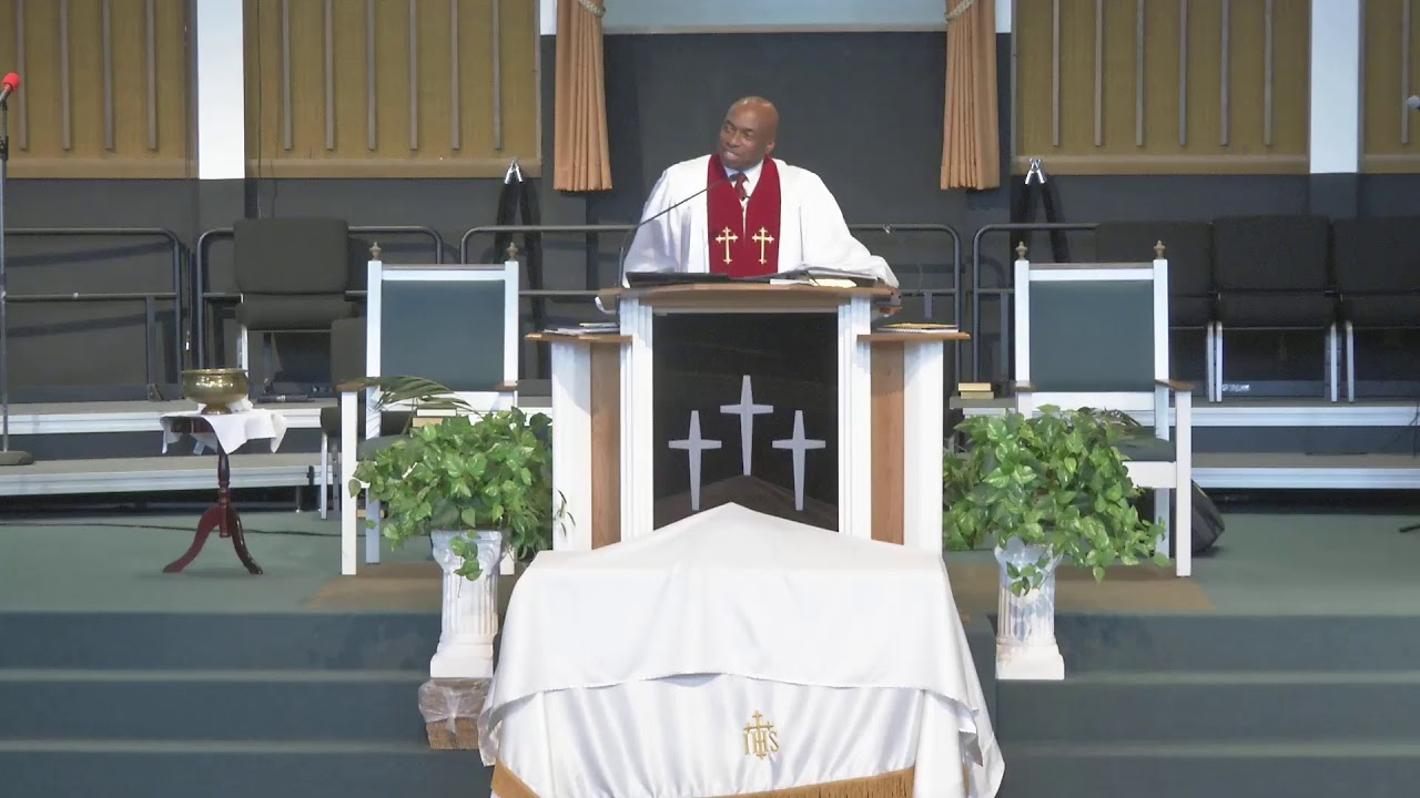 Contending for the Faith by Reverend Bennie B. Ford