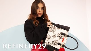 What's In Baby Ariel's Bag | Spill It | Refinery29