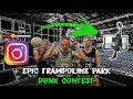 EPIC TRAMPOLINE PARK DUNK CONTEST! *WITH A TWIST* | Be The One