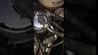 Топливный фильтр странный звук VW Polo 1.2TDI