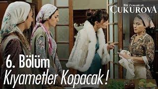 Züleyha, Saniye ve Fadik'i konaktan kovuyor - Bir Zamanlar Çukurova 6. Bölüm