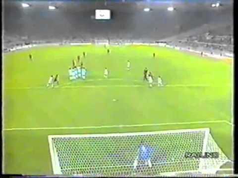 Lazio - Foggia 0-0, 1993-94 - Esordio Pay Tv nel calcio italiano