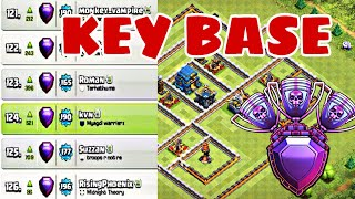 Town Hall 12 (Th12) Strong Defensive Legend Base 2018 w/PROOF | Th12 Trophy Base/Legend Base