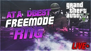 GTA 5 ONLINE FREEMODE/RNG (*PS4*) CITY PLAYER! WHO NEEDS MONEY? DOING HEISTS/MISSIONS