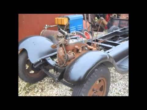 1928 Ford Model AA Truck Part 1