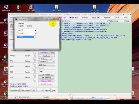 حل مشكل فك شفرة unlock samsung s3370 hwk