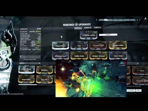Ninkondi Build Warframe
