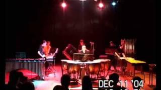 Concerto For Timpani And Percussion Ensemble (3/3)