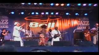 Alpha Yaya Diallo: Montreal Jazz Fest 08