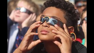 Meet the kids who just can't wait for the eclipse