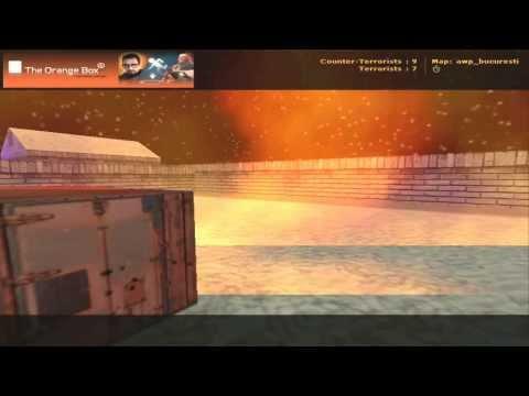 Counter-Strike 1.6 C4 Explosion