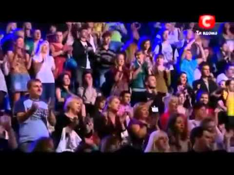X Factor 2011 Ukraine, Aida Nikolaychuk   extraordinary voice!! It really does not track