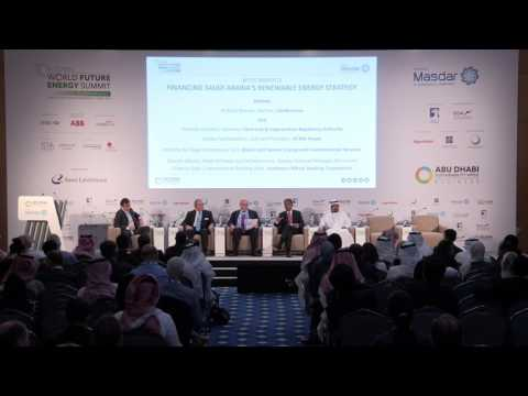 Financing Saudi Arabia's Renewable Energy Strategy
