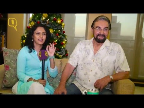 Meet the Couple: Parveen DusanjBedi and Kabir Bedi