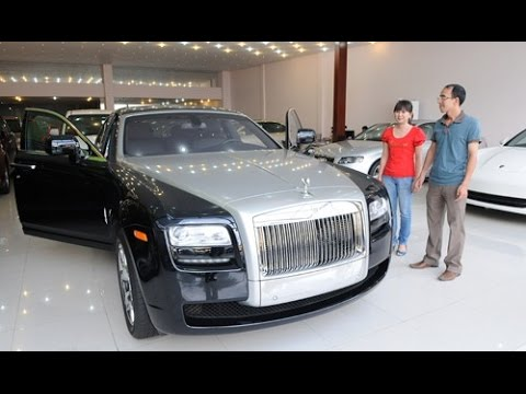 BUYING A ROLLS ROYCE WITH CASH!! - YouTube