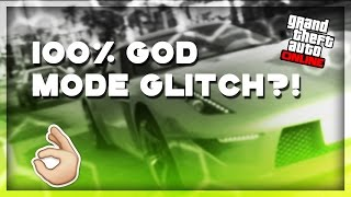 Grand Theft Auto 5 Online -God mode glitch?!- Coming soon to a TV screen near you
