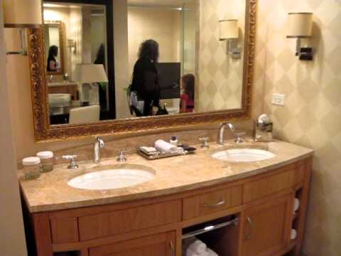 One Bedroom Suite With Strip View Trump Hotel Vegas Youtube