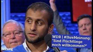 Mein Auftritt beim WDR #IhreMeinung -