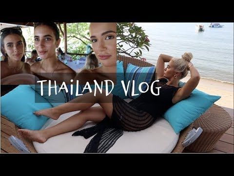 THAILAND VLOG- PLT HOLIDAY OUTFITS, EATING VEGAN AND AUSSIE FRIENDS