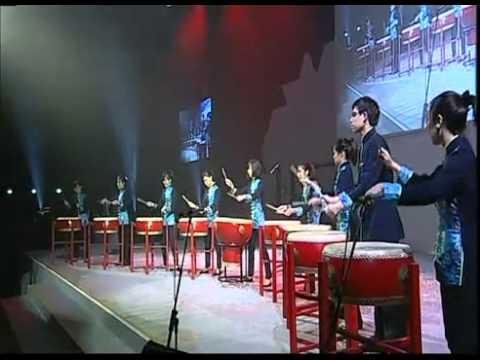 SMU Chinese Orchestra - Rolling Walnuts 滚核桃