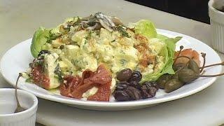 Egg Salad - Mediterranean Style