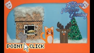 Cornelius Cat in: How the Cat Saved Christmas ~ Free Point and Click Adventure Game (AGS)