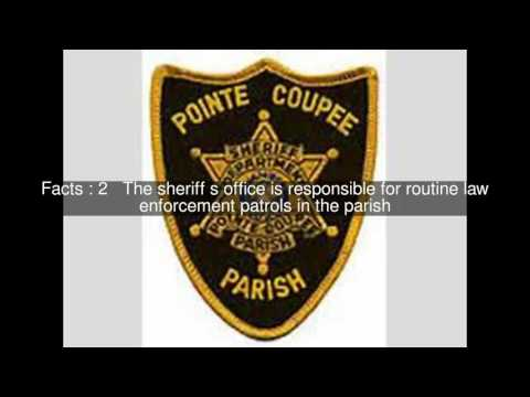 Pointe Coupee Parish Sheriff