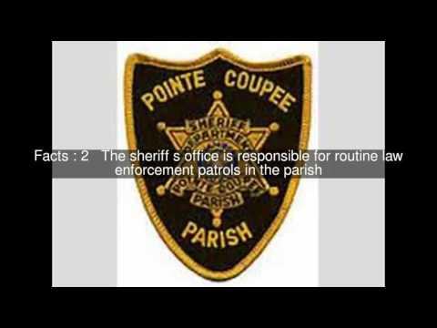 Pointe Coupee Parish Sheriff