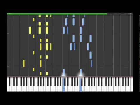 Imagine Dragons - Round and Round (Synthesia)