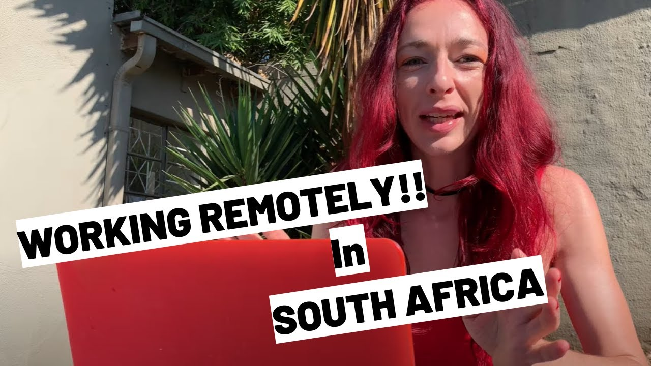 Working Remotely in South Africa || Remote Collective || Brittnee Bond || Woman Entrepreneur