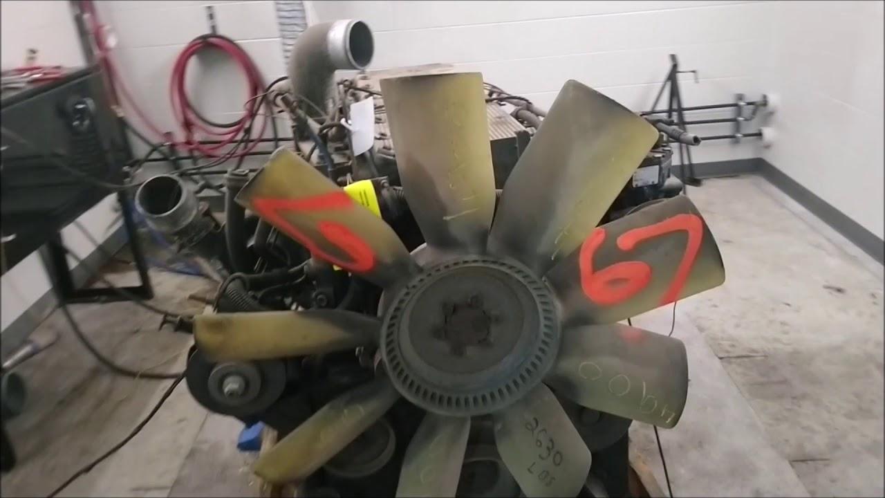 2000 Cummins ISM Engine