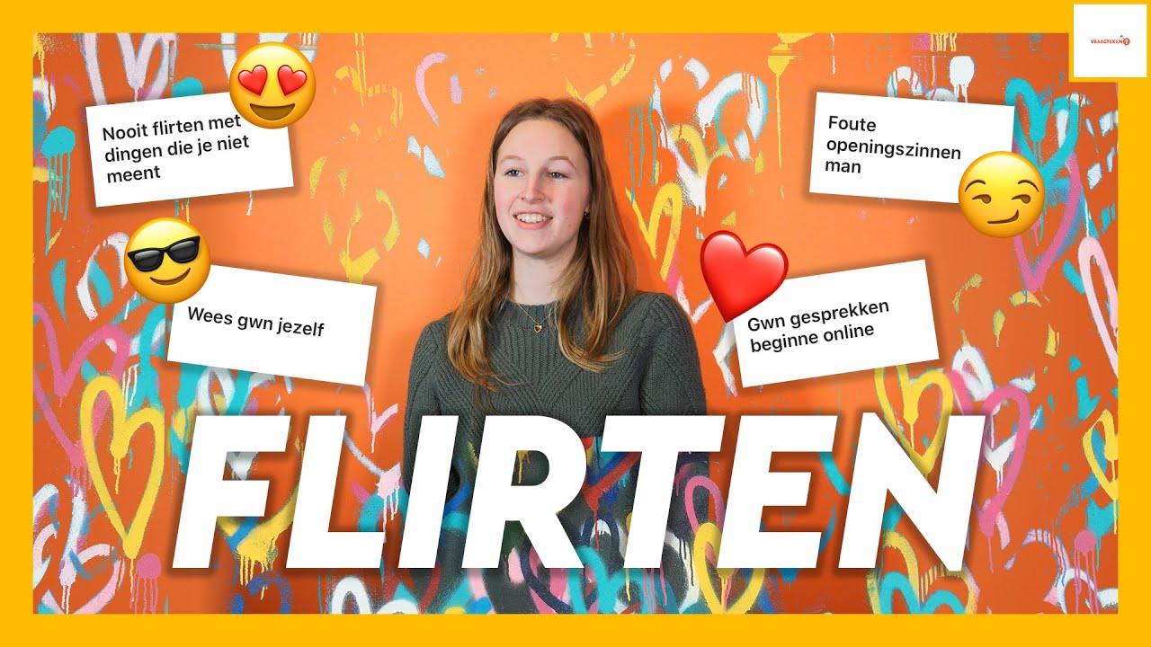 Wort für flirten