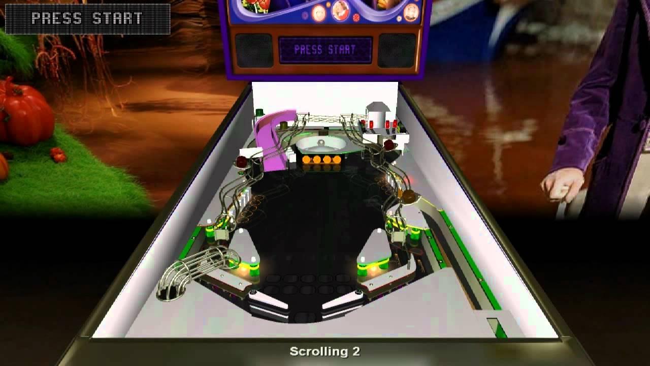 Willy Wonka Future Pinball Wip Youtube