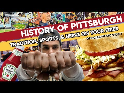 Pittsburgh Song - Jordan York - History of Pittsburgh