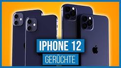 iPhone 12 Gerüchte - Kommen gleich 4 neue iPhones?