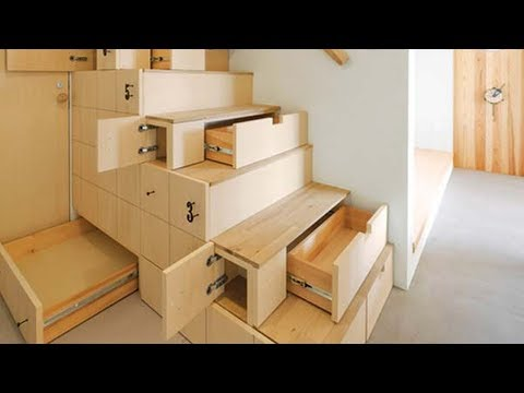 Amazing Space Saving Ideas For Your Home With Smart Furniture ◉ 2018 ◉