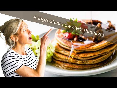 4 Ingredient Magical Paleo Pancakes
