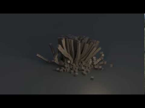 Cinema 4D – MoGraph Test #2