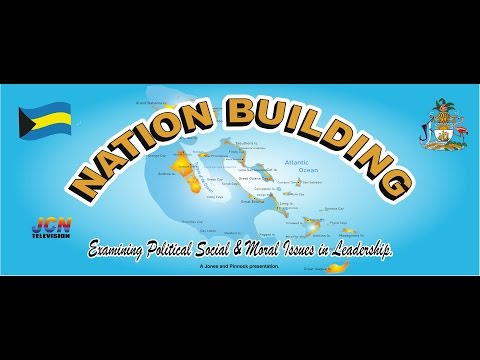 Nation Building with Mr. Ian Strachan, English Professor at the University of The Bahamas.