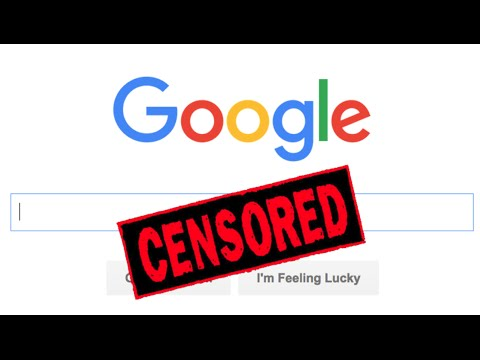 Google is Censoring Hillary's Health Problems Search Results - See For Yourself -