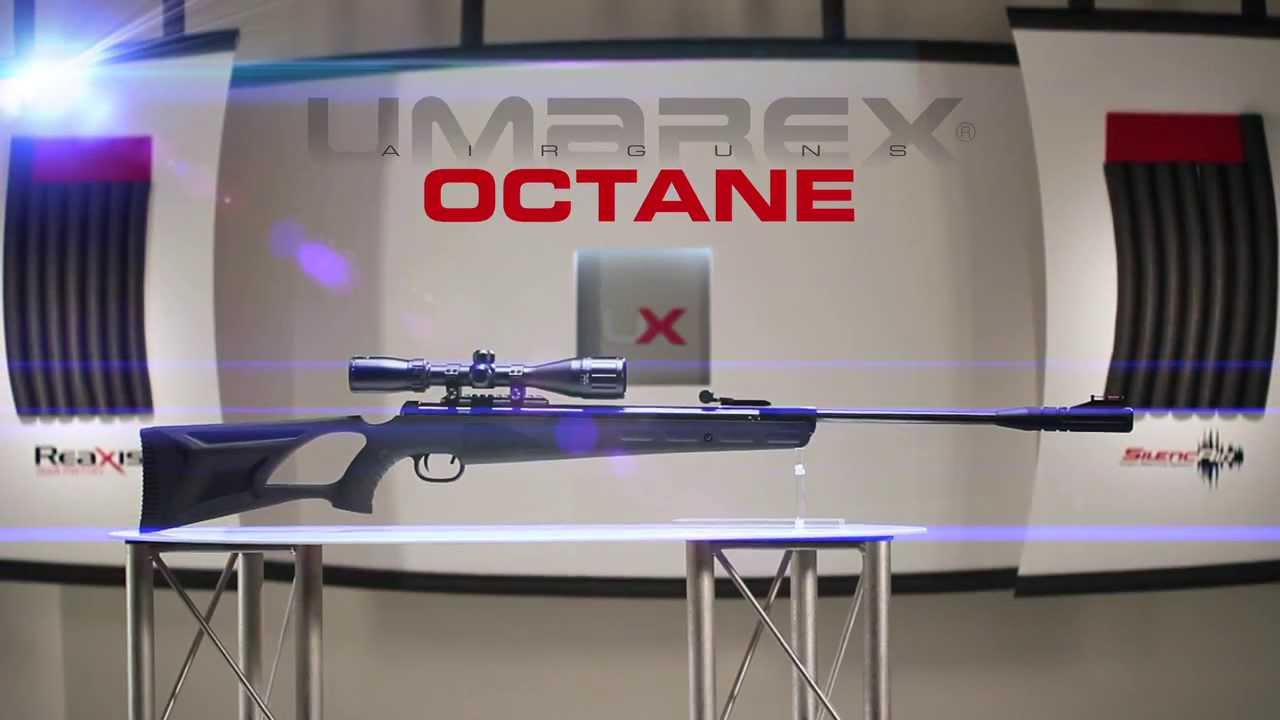 Umarex Octane DETAILED REVIEW |TheBestAirRifle com