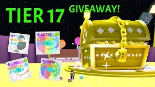 🔴 ROBLOX PET SIMULATOR TIER 17 PET GIVEAWAY (Giving away a lot of pets) Looking for Dominus Huge