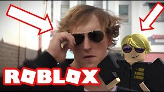 Becoming Logan Paul in ROBLOX!
