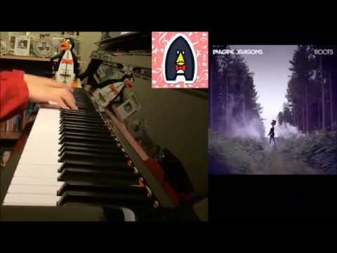 Imagine Dragons - Roots (Amosdoll Piano Cover)
