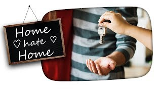 Was es schwer eine Wohnung zu finden?