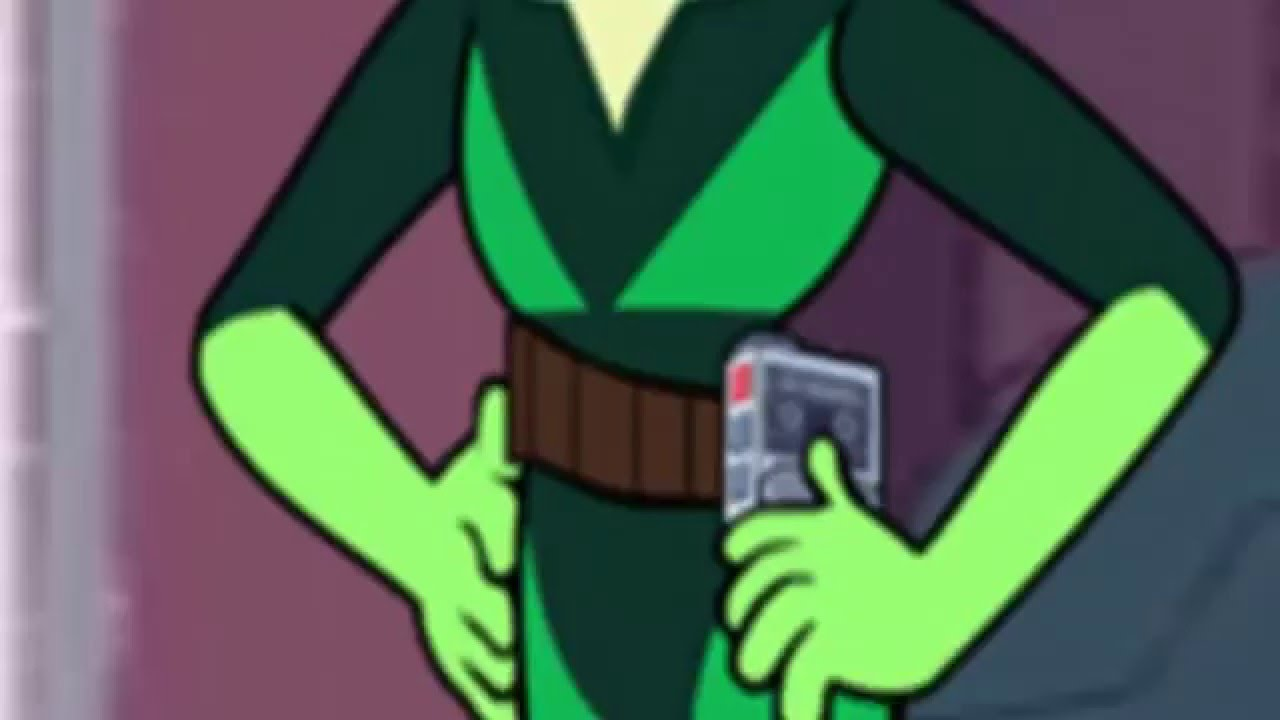 Leaked Peridots Crystal Gem Design Youtube