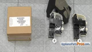 Washer Door Latch Assembly (part #WPW10253483) - How To Replace