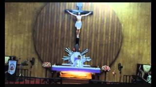 Annual Retreat -2014 at St.Marys Forane Church, Chalakudy Day 1 Part 1