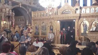 Архимандрит Андреас Конанос. Проповедь в Фессалоники 🇬🇷