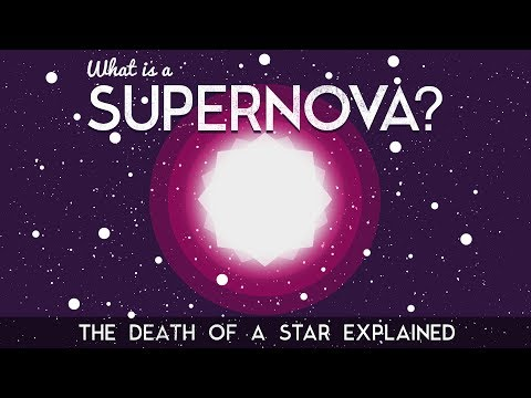 Less Than Five - What is a Supernova?